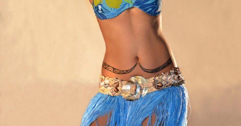 5 movimenti di danza del ventre per snellire il girovita