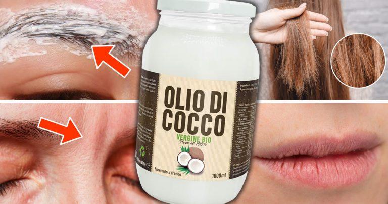 7 usi cosmetici dell'olio di cocco che non conoscevi