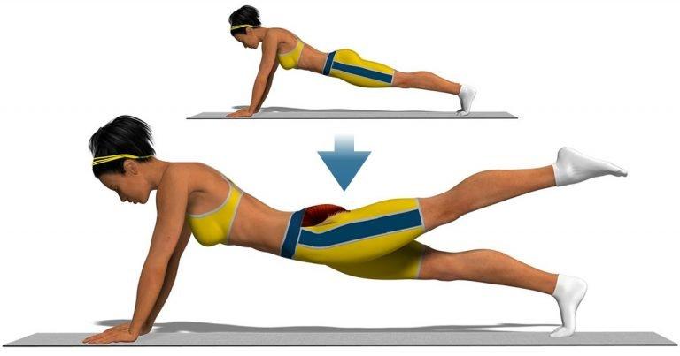 4 esercizi isometrici per tonificare gambe e glutei