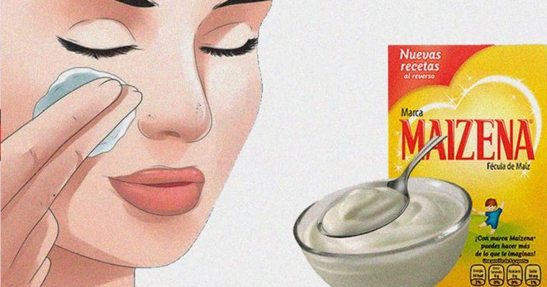 Maschera di maizena con effetto botox dopo i 30 o 40 anni