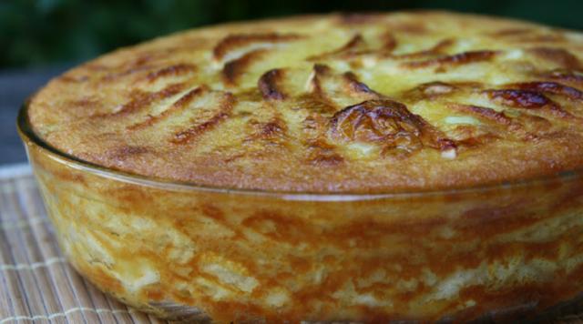 Ricette dietetiche: la torta di mele delle nostre nonne umida e burrosa (ma senza grassi!)